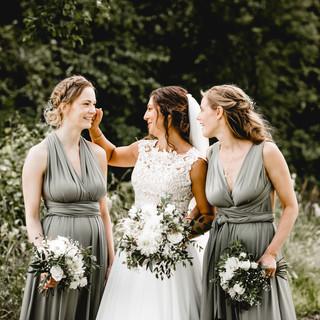 Bryllup på Bakke Mølle