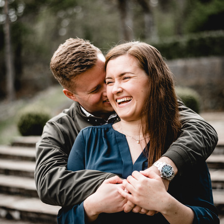 Forlovelsesfotografering på Midtåsen