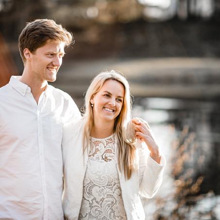 Forlovelsesfotografering på Nøtterøy