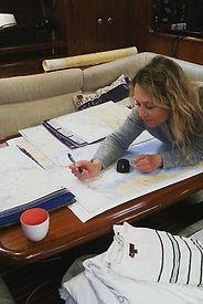 seilkurs sailing navigasjon seiling
