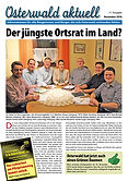 Osterwald Aktuell Ausgabe 11
