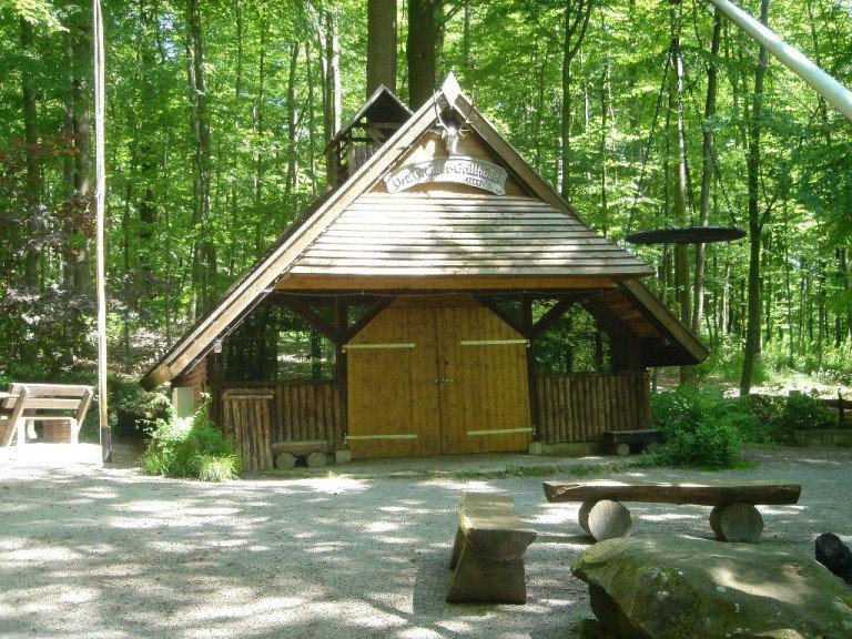 Reservierung Grillhütte Osterwald