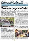 Osterwald Aktuell Ausgabe 13