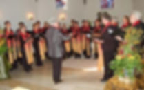 Bergmusikverein Chorprobe