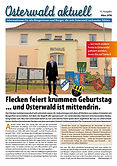 Osterwald Aktuell Ausgabe 15