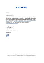 Сертификат о наличии партнерского ста