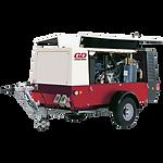 Gardner Denver C85 Portable Rental Air Compressor