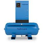 Hydrovane Rotary Vane Air Compressor on Tank