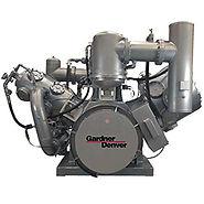 Gardner Denver Industrial High Pressure Reciprocating Air Compressor