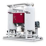 Gardner Denver GBPD Series Desiccant Air Dryer