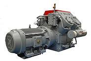 Reavell High Pressure Reciprocating Air Compressor