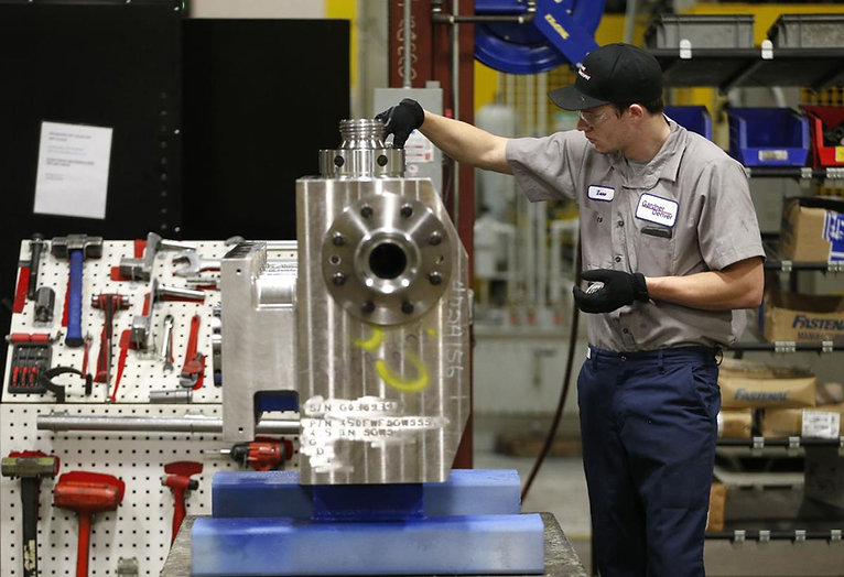 Gardner Denver Air Compressor Service Technician