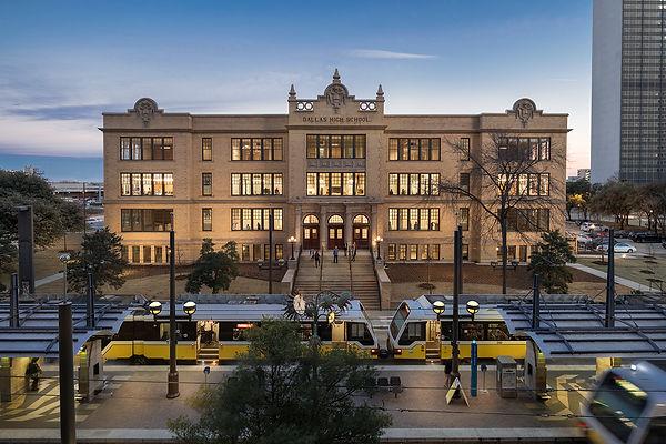 Dallas High School - Merriman Anderson A