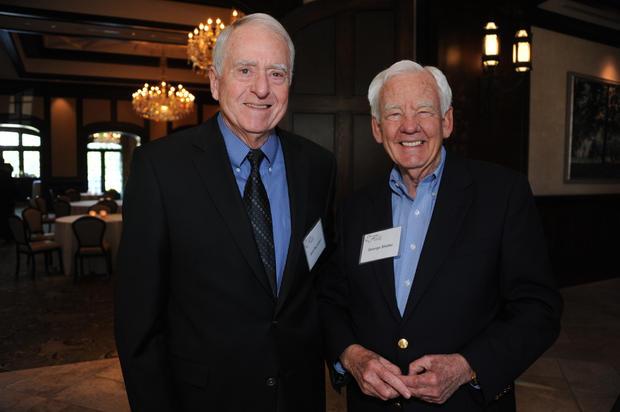 Jack McJunkin Sr. and George Shafer - ph