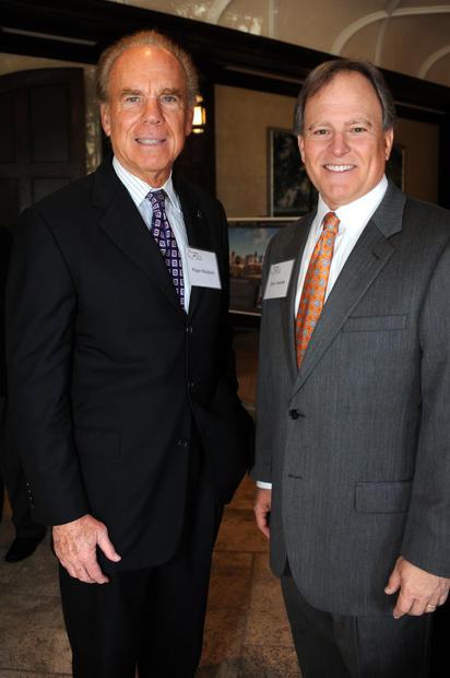 Roger STaubach and Chris Teesdale - ph b
