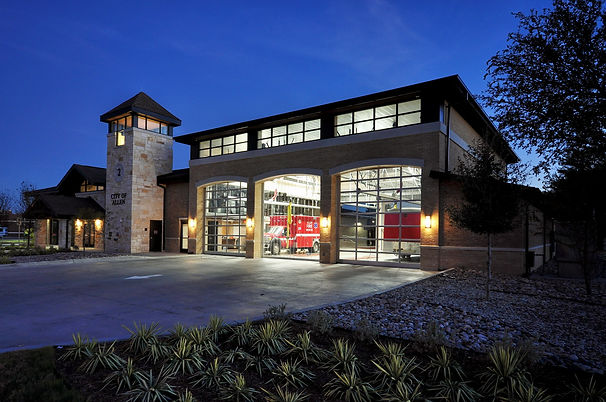 Allen Fire Station - VAI Architects - pi