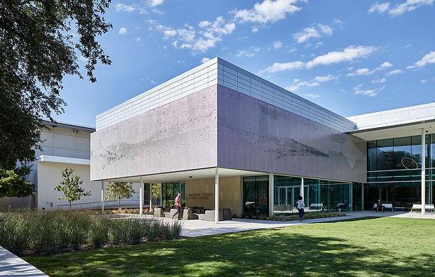 UTD Davidson Gundy Alumni Center_JE Dunn