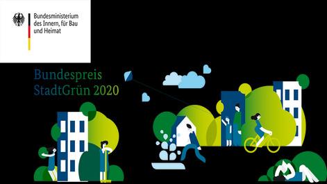 Bundespreis StadtGrün 2020