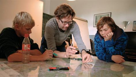 Unterwegs in deutschen Bildungslandschaften