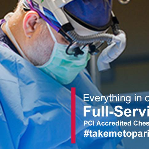 PRMC Emergency Department Digital Ad