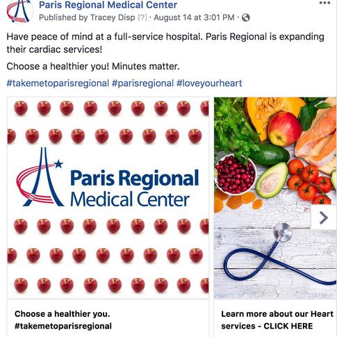 Social Media Carousel Ad