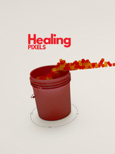 Healing vs. Non-Healing Pixels
