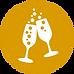 Bubbles and Bourbon logo