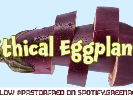 Is it possible to teach ethical eggplant to students?