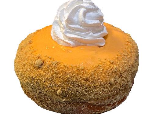 Pumpkin Cheesecake Donut