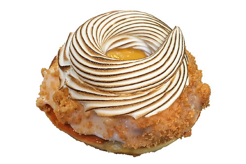 Lemon Meringue Pie Donut