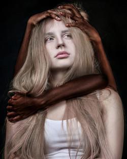 Rūta, Christian girl from Lithuania.