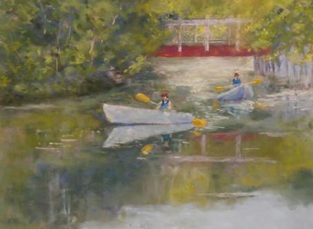 Canoe Canoe?