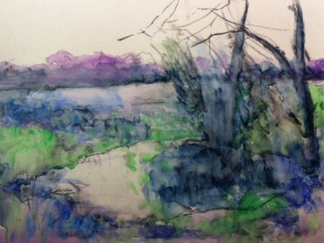 StudioSense: Pastel & Watercolor Underpainting