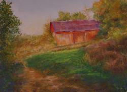Mooreville Road Barn