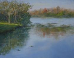 Huron River at Gallup Park