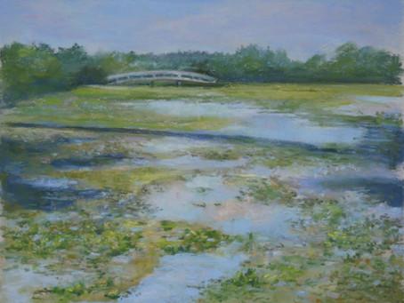 Pastel Painting: Huron High
