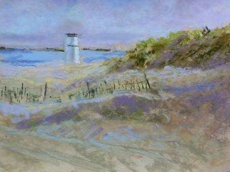 StudioSense: Preparing a New Painting