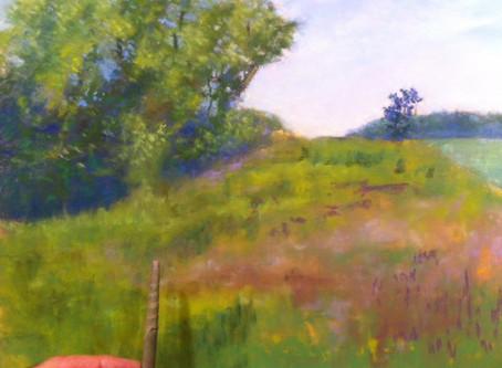 StudioSense: Summer Morning Field