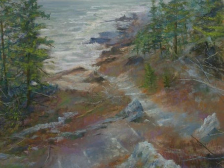 Great Lakes Pastel Society Members Exhibition