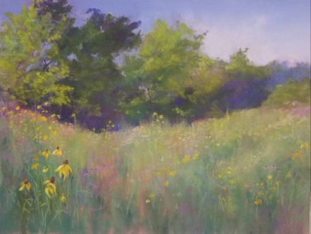 Fresh off the Easel: Rural Landscapes