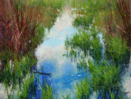 """""""Marsh"""" Madness Paintings"""