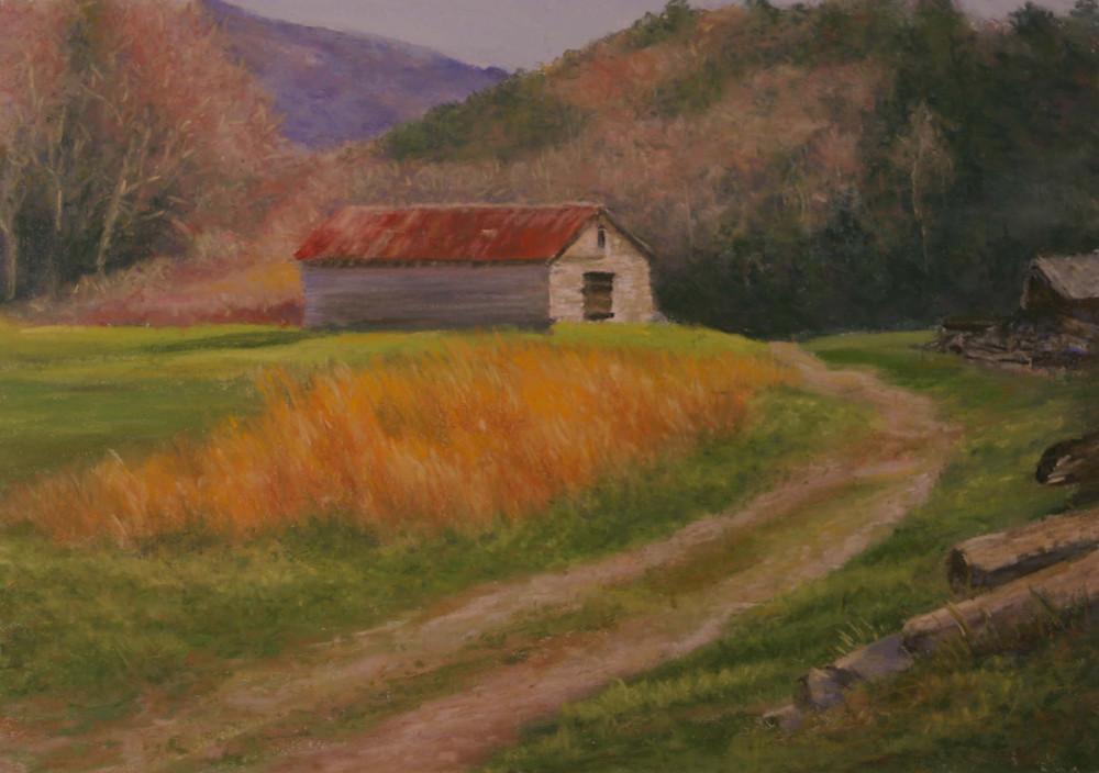Cade's Cove Barn