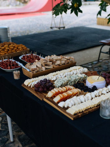 Delicious cheese platter #Lisbon