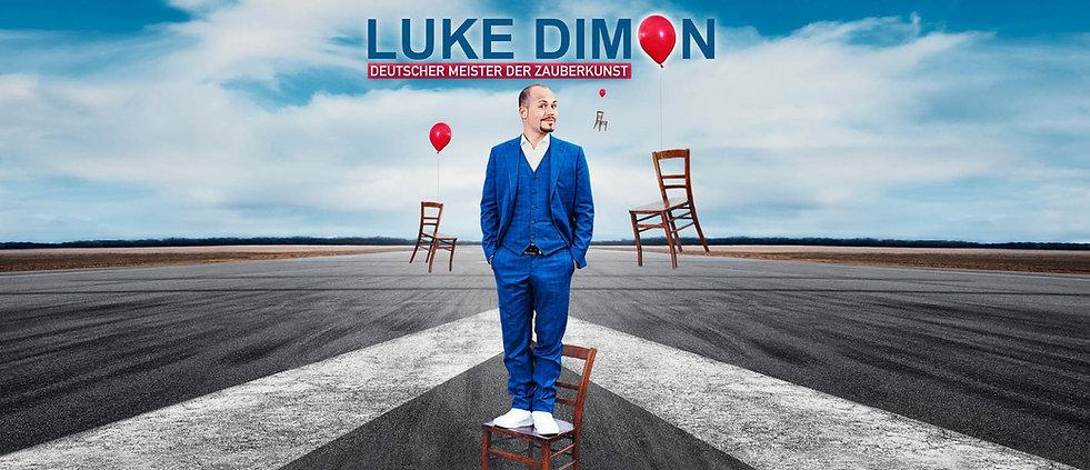 Zauberer Luke Dimon