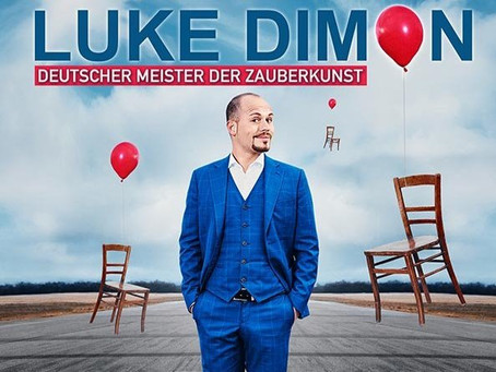 "Premiere ""Luke & Trug - Zauberei und Comedy"""
