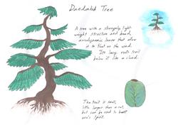 AC - daedalid tree