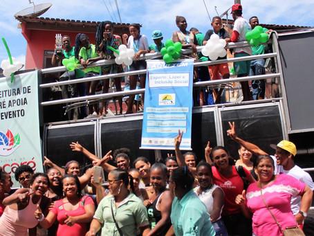 Itacaré recebe com festa equipe campeã do Brasileiro de Canoagem