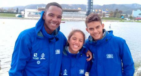 Atleta Itacareense participa de Seletiva em Barcelona para os Jogos Olímpicos da Juventude
