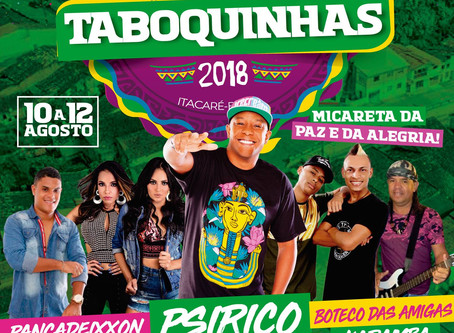 Prefeitura confirma atraçõesda Micareta de Taboquinhas