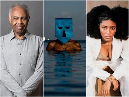 Gilberto Gil e Baiana System dividem o mesmo palco em Salvador